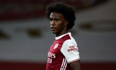 Arsenal mất 2 trọng pháo trước trận đại chiến với Leicester City
